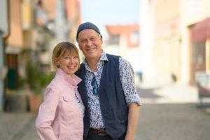 Rainer und Angelika Haak